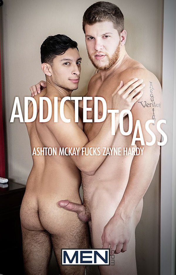Addicted to Ass (Ashton Mckay Fucks Zayne Hardy) (Part 2) at Drill My Hole