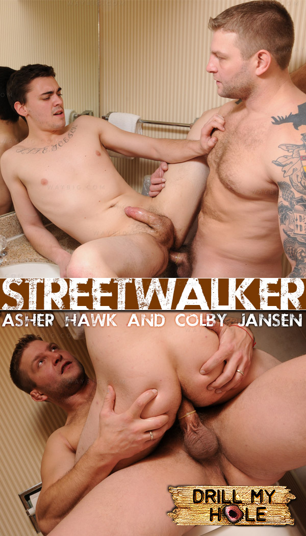 Streetwalker (Asher Hawk & Colby Jansen) at Drill My Hole