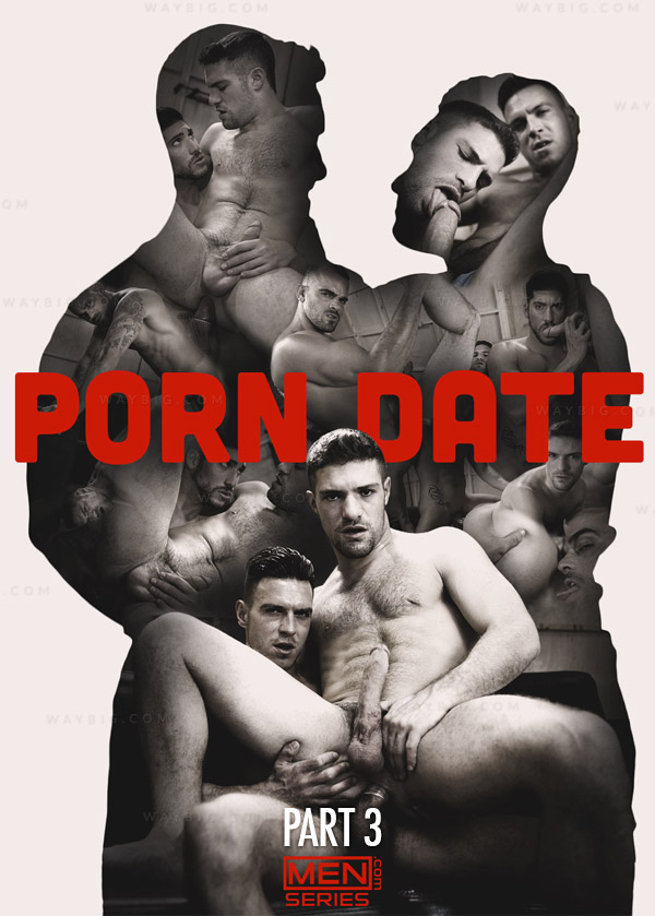Porn Date (Adam Wirthmore & Leo Domenico) (Part 3) at Drill My Hole
