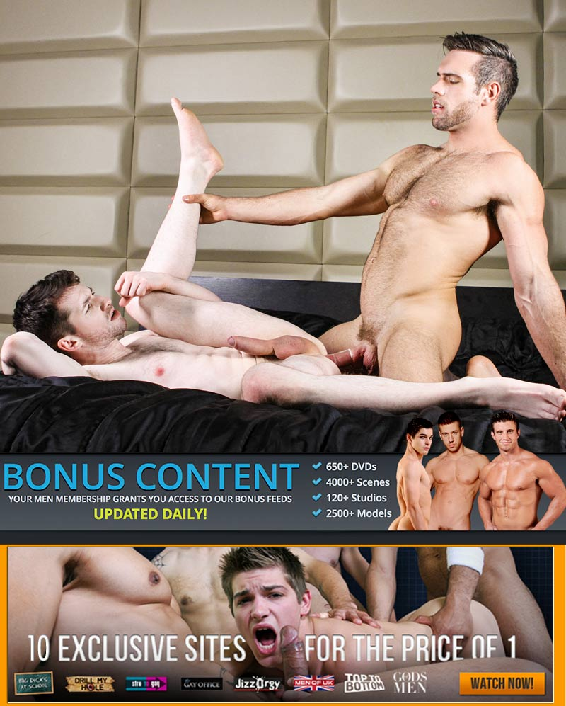 Cheaters, Part 2 (Alex Mecum Fucks Thyle Knoxx) at MEN