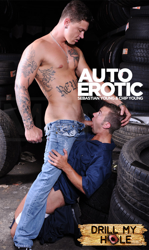 Auto Erotic (Sebastian Young & Chip Young) at Drill My Hole