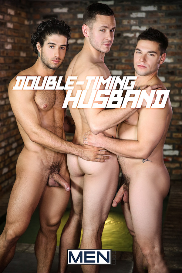 Double-Timing Husband (Diego Sans, Brenner Bolton & Aspen) at Drill My Hole