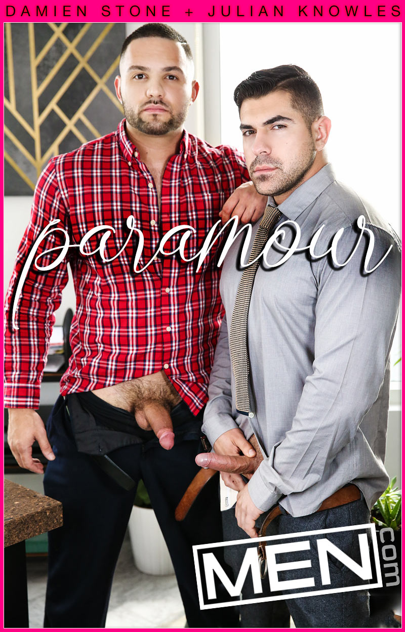 Paramour, Part 1 (Damien Stone Fucks Julian Knowles) at Drill My Hole