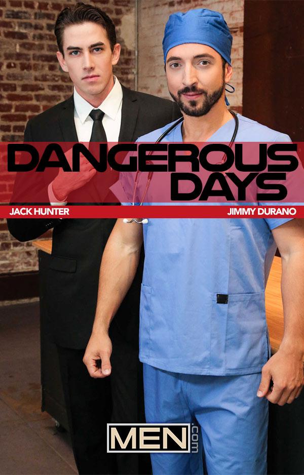 Dangerous Days (Jimmy Durano Fucks Jack Hunter) (Part 2) at Drill My Hole