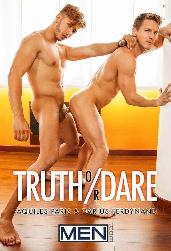 Truth Or Dare (Aquiles Paris Fucks Darius Ferdynand) (Part 2) at Drill My Hole