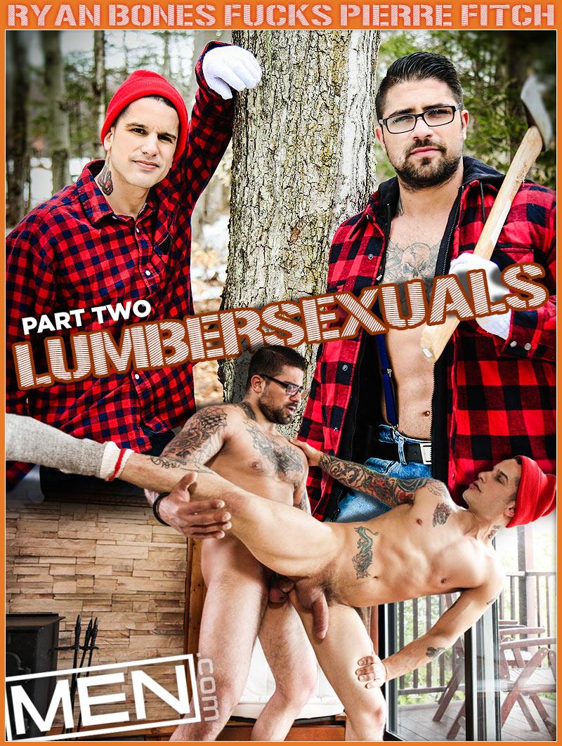 Lumbersexuals, Part 2 (Ryan Bones Fucks Pierre Fitch) at Drill My Hole