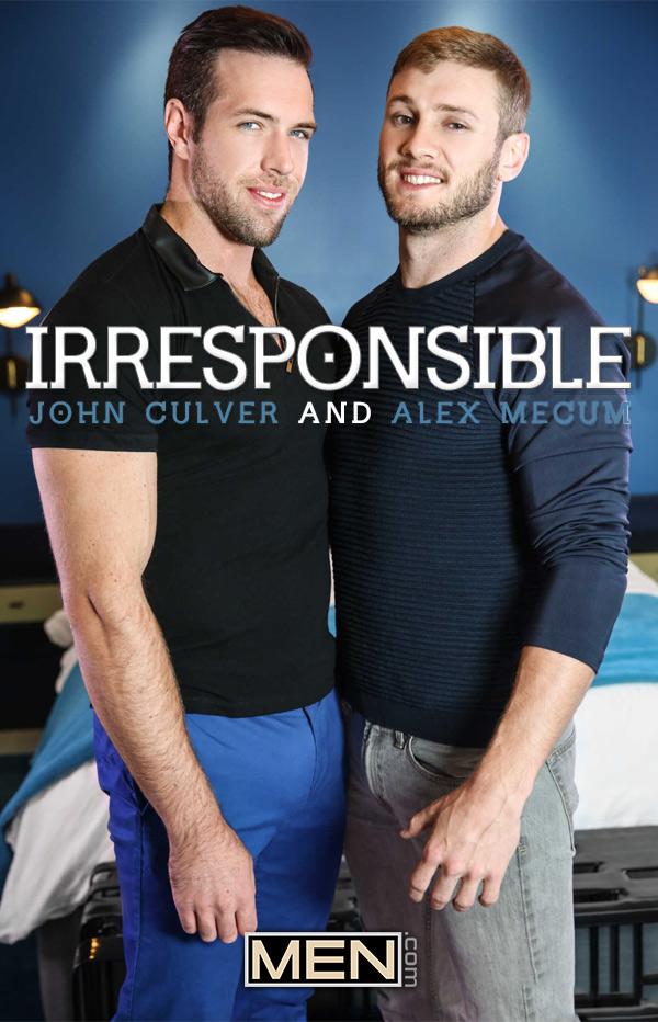 Irresponsible (John Culver Fucks Alex Mecum) (Part 3) at Drill My Hole