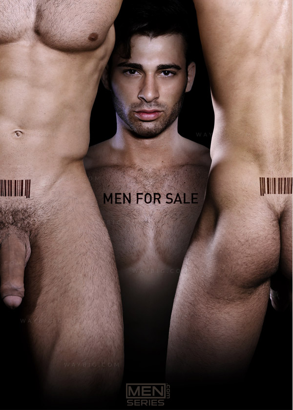 Men For Sale (Tom Faulk & Jarec Wentworth) (Part 2) at Drill My Hole