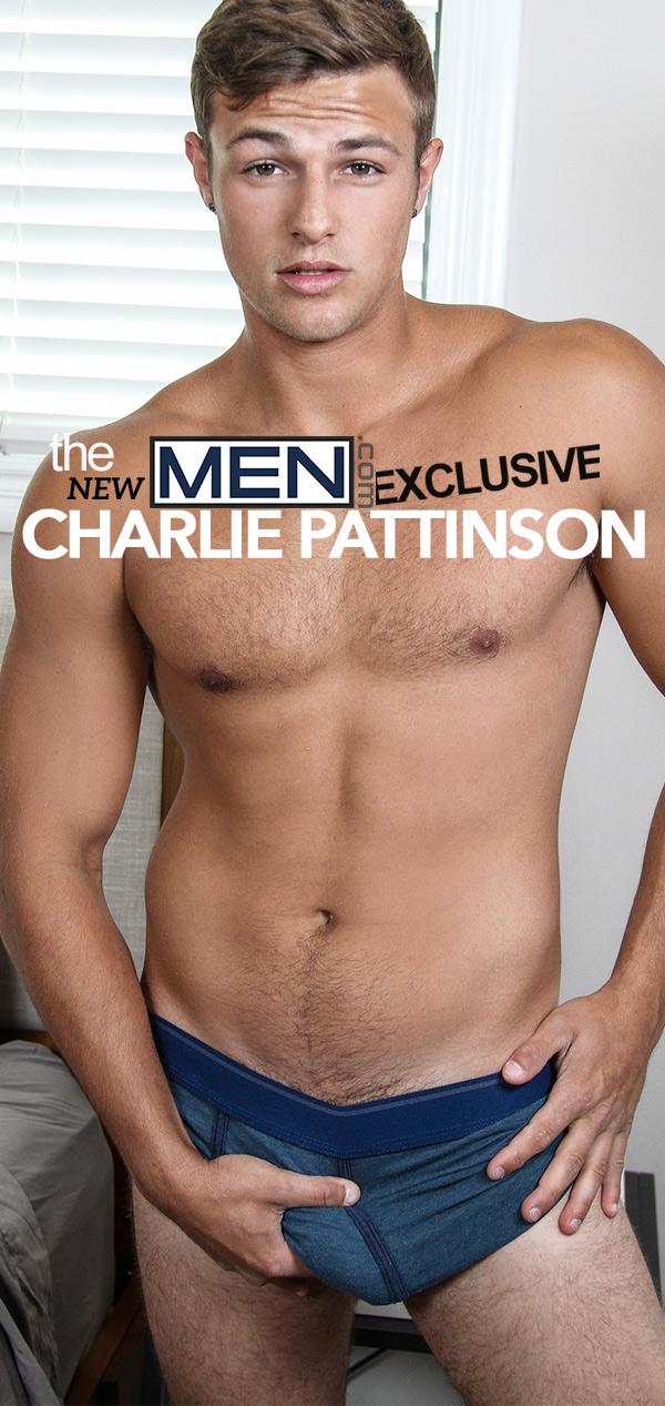 The New Men.com Exclusive Charlie Pattinson Fucks Alex Mecum at Drill My Hole