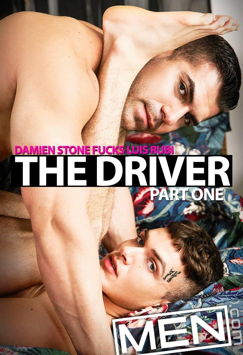 The Driver, Part One (Damien Stone Fucks Luis Rubi) at MEN