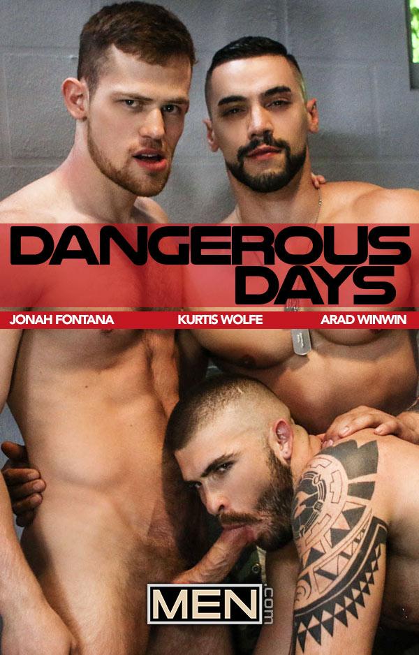 Dangerous Days (Arad Winwin, Jonah Fontana and Kurtis Wolfe) (Part 4) at Drill My Hole