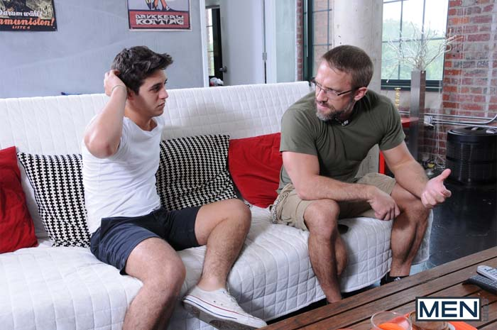 Neighbors dirk caber and dylan drive ass hook up