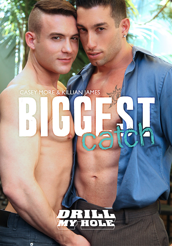 Biggest Catch (Casey More & Killian James) (Part 2) at Drill My Hole