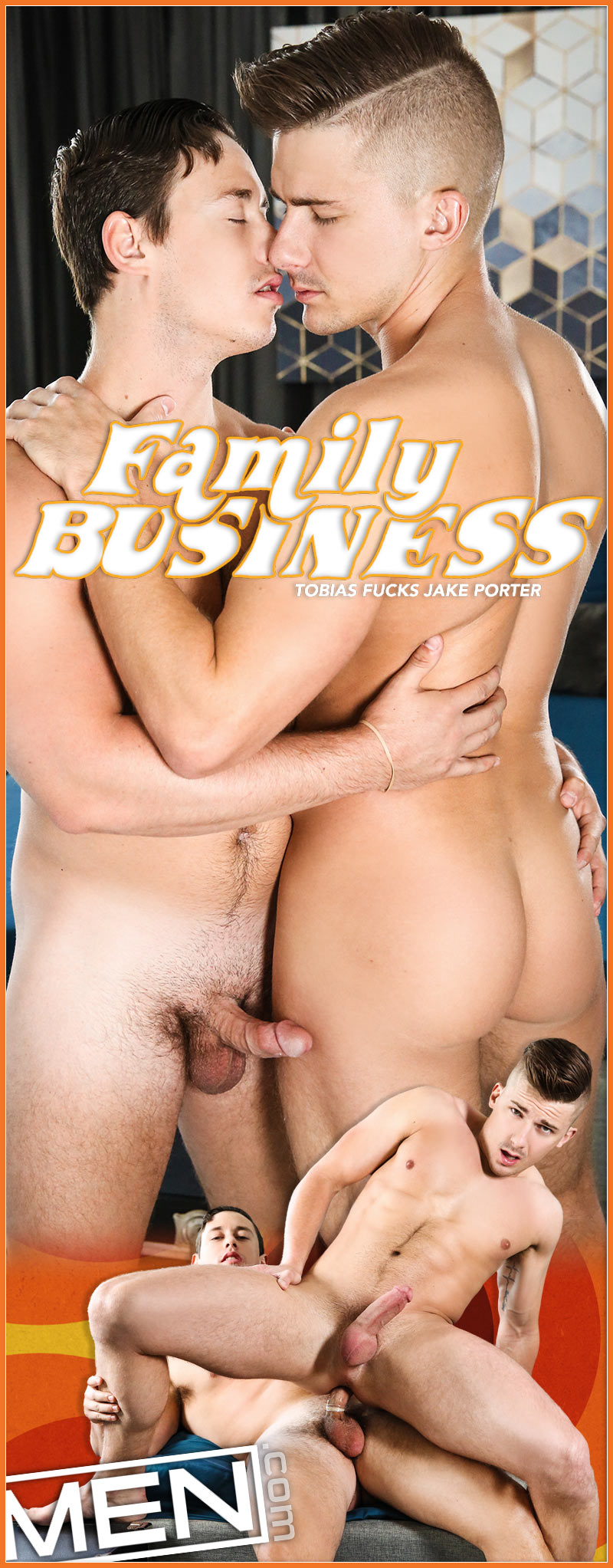Family Business, Part 3 (Tobias Fucks Jake Porter) at Drill My Hole