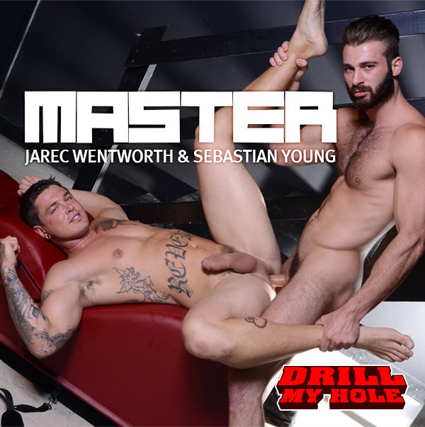 Master (Jarec Wentworth & Sebastian Young) at Drill My Hole