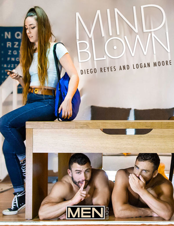 Mind Blown (Diego Reyes Fucks Logan Moore) at Drill My Hole