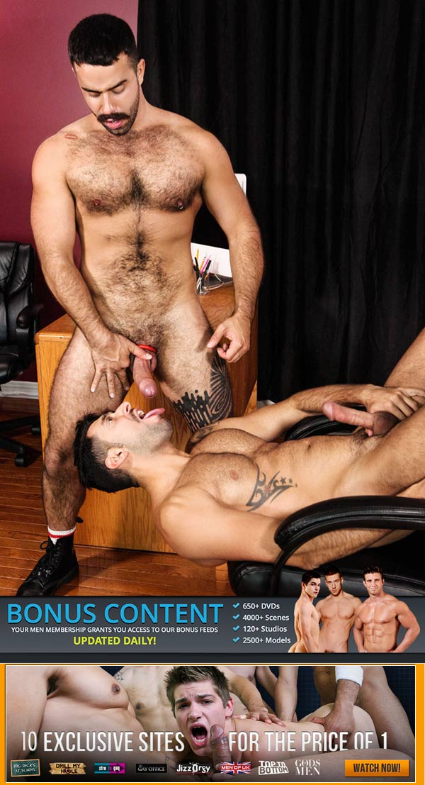Breakfast Cub: A Gay XXX Parody (Teddy Torres Fucks Mick Stallone) (Part 1) at Drill My Hole