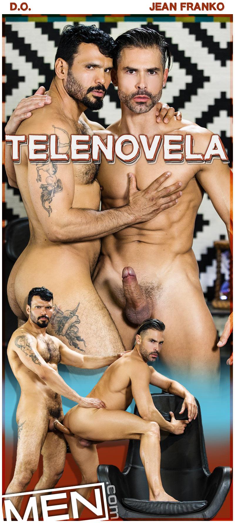 Telenovela, Part Three (D.O. and Jean Franko Flip-Fuck) at Drill My Hole