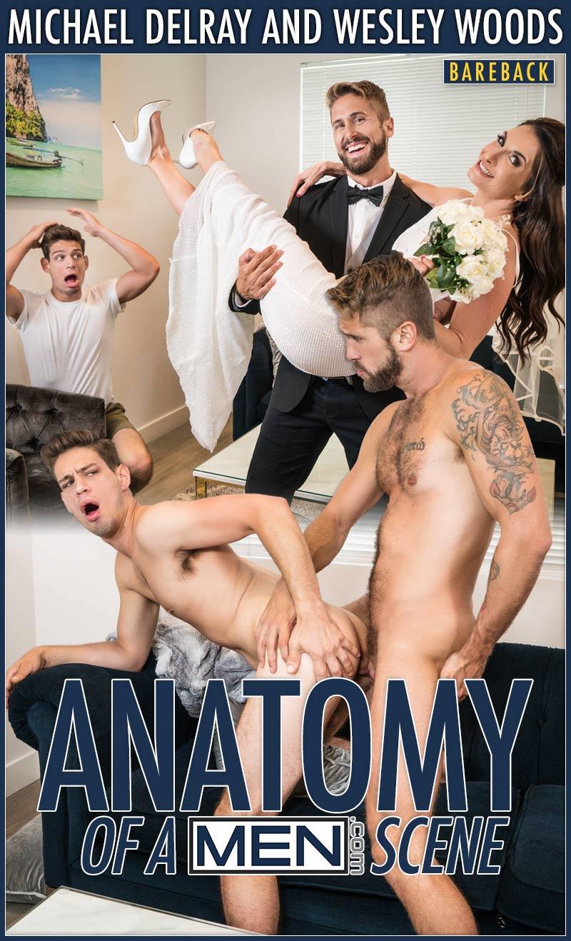 Anatomy of A Men Scene, Part Three (Wesley Woods Fucks Michael DelRay) at Drill My Hole