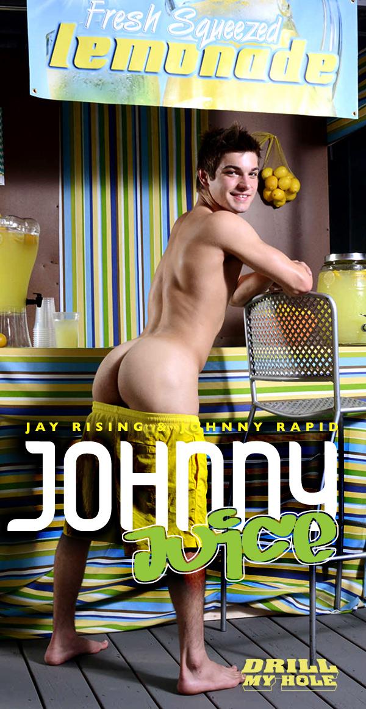 Johnny Juice (Jay Rising & Johnny Rapid) at Drill My Hole