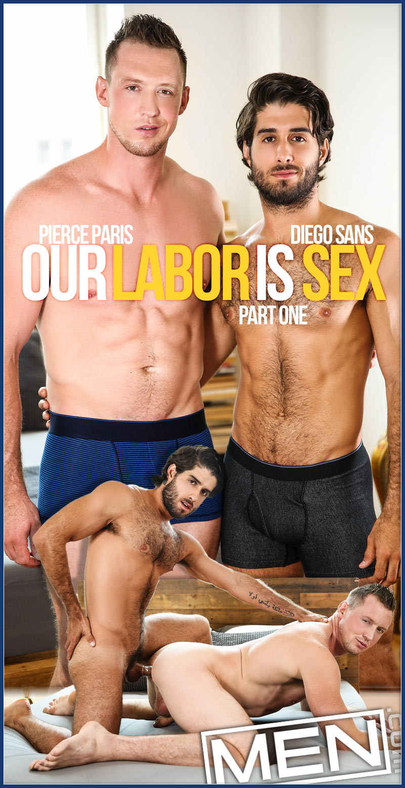 Our Labor Is Sex, Part One (Diego Sans Fucks Pierce Paris) at Drill My Hole