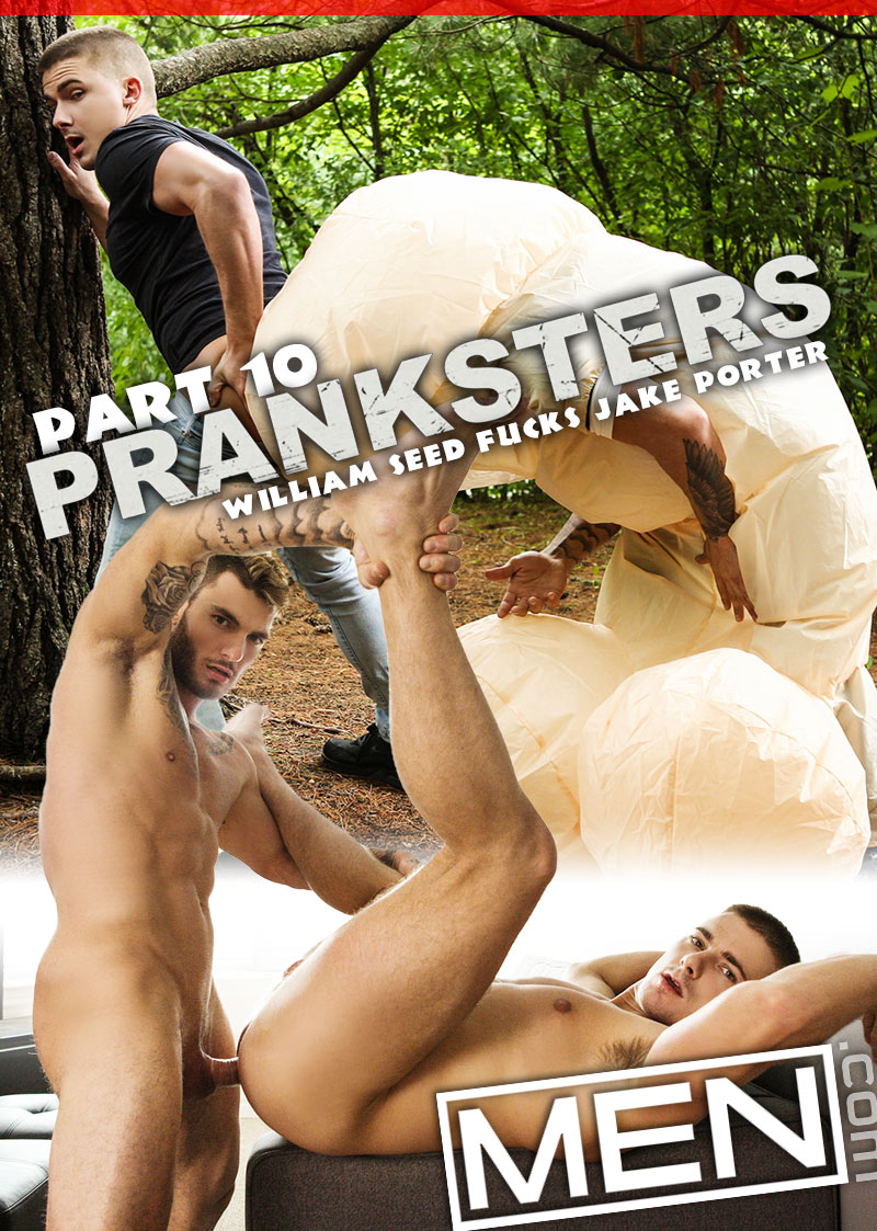 Pranksters, Part Ten (William Seed Fucks Jake Porter) at Drill My Hole