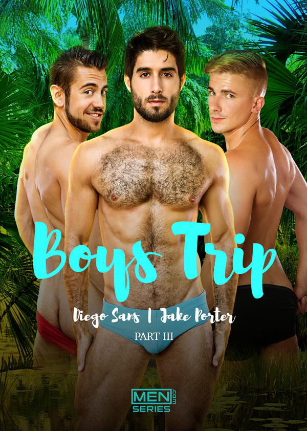 Boys Trip (Diego Sans Fucks Jake Porter) (Part 3) at Drill My Hole
