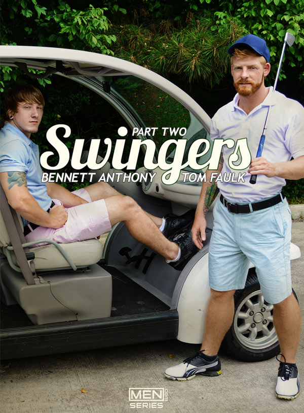 Swingers (Bennett Anthony & Tom Faulk) (Part 2) at Drill My Hole