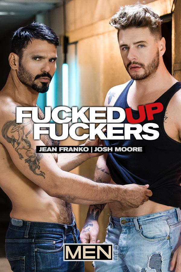 Fucked Up Fuckers (Jean Franko and Josh Moore Flip-Fuck) (Part 3) at Drill My Hole