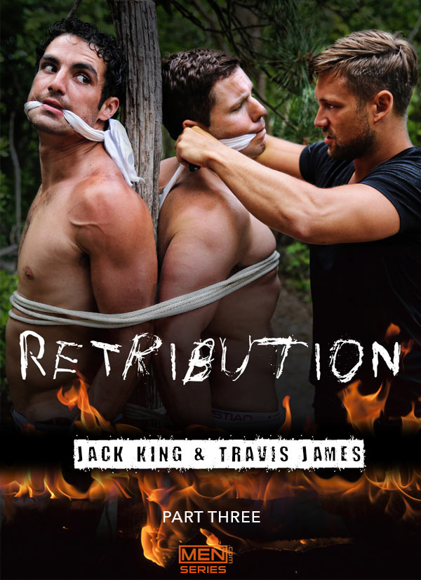 Retribution (Jack King & Travis James) (Part 3) at Drill My Hole