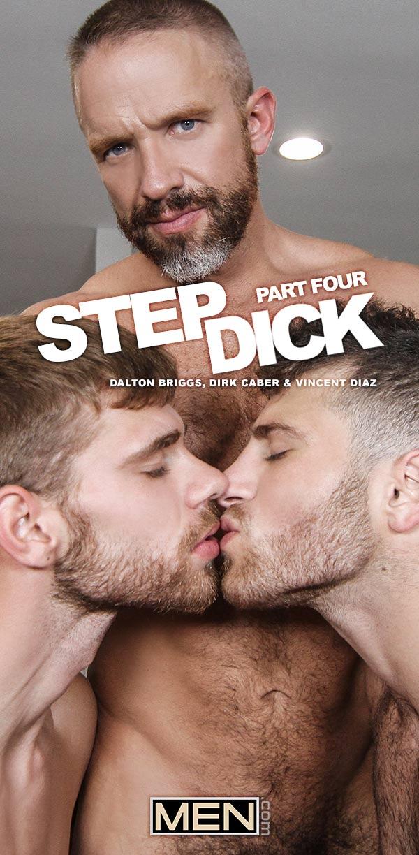 Stepdick (Dalton Briggs, Dirk Caber & Vincent Diaz) (Part 4) at Drill My Hole