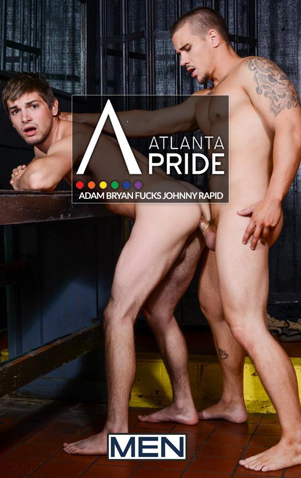Pride Atlanta (Adam Bryant Fucks Johnny Rapid) at Drill My Hole