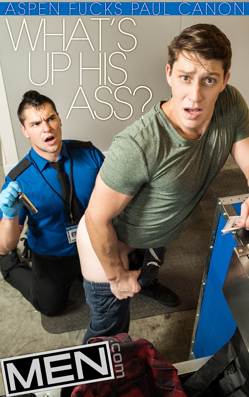 What's Up His Ass?! (Aspen Fucks Paul Canon) at Drill My Hole