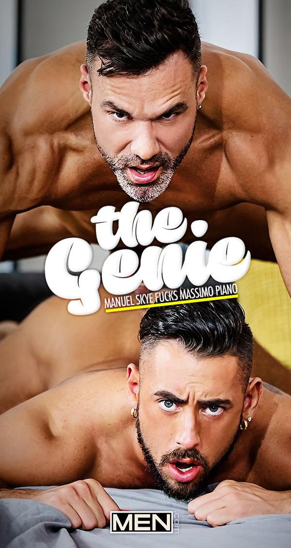 The Genie (Manuel Skye Fucks Massimo Piano) (Part 3) at Drill My Hole