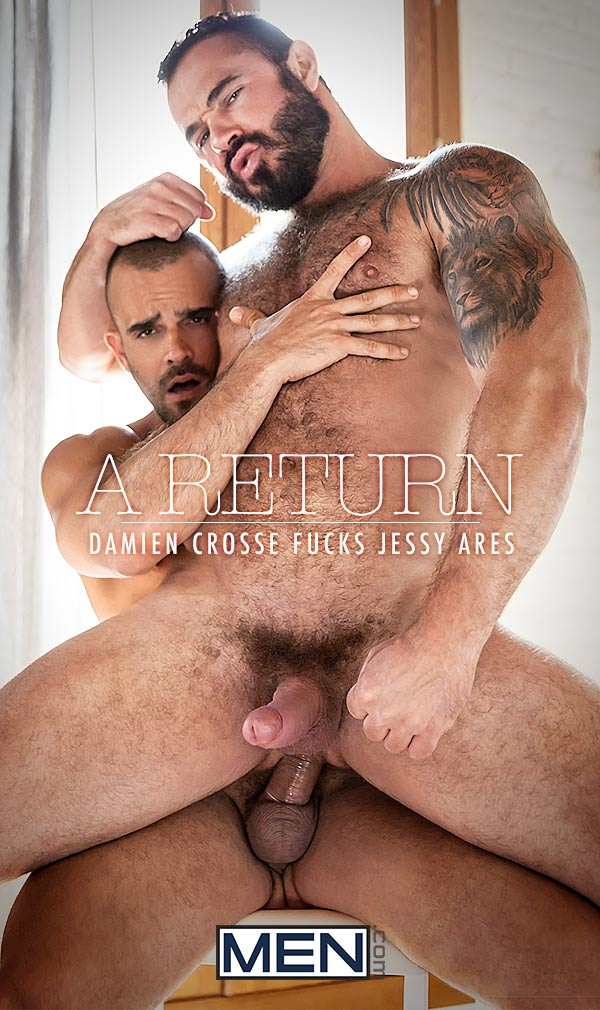 A Return (Damien Crosse Fucks Jessy Ares) at Drill My Hole