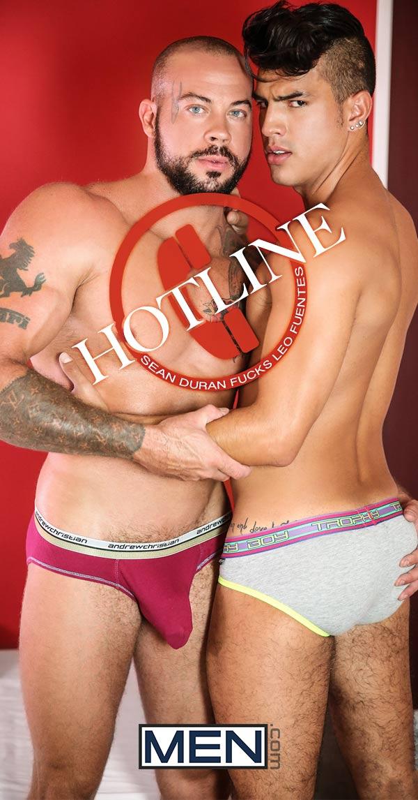 HOTLINE (Sean Duran Fucks Leo Fuentes) (Part 3) at Drill My Hole