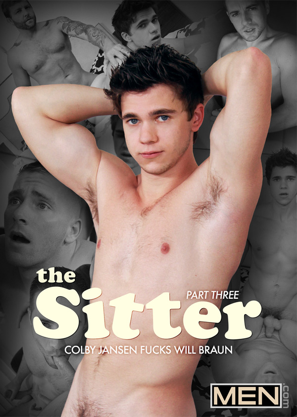 The Sitter (Colby Jansen Fucks Will Braun) (Part 3) at Drill My Hole
