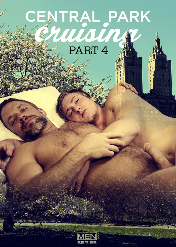 Central Park Cruising (Connor Maguire & Jimmy Fanz) (Part 4) at Drill My Hole