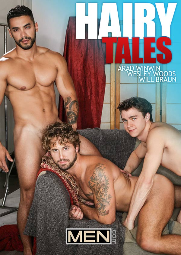 Hairy Tales (Arad Winwin, Wesley Woods & Will Braun) (Part 2) at Drill My Hole