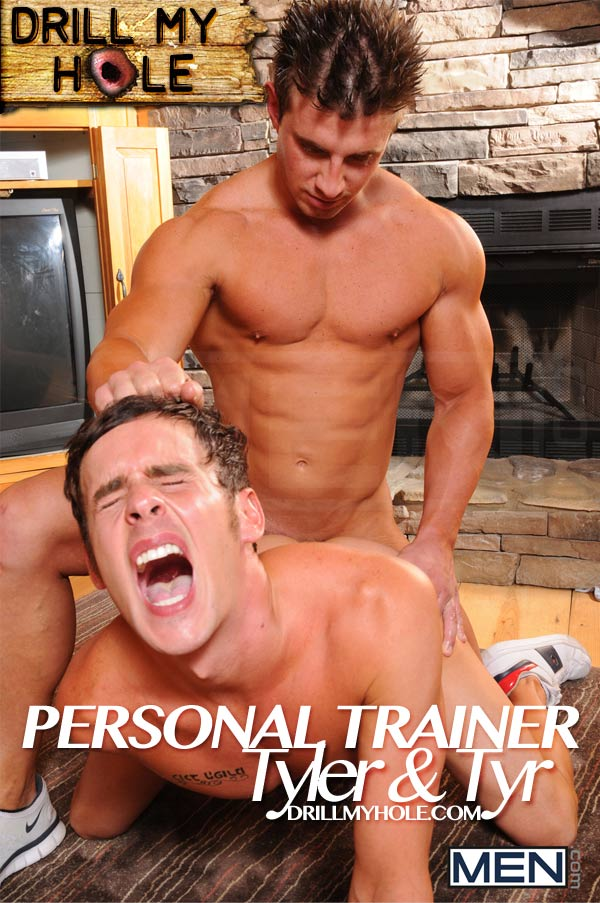 Personal Trainer (Tyr Alexander & Tyler St. James) at Drill My Hole