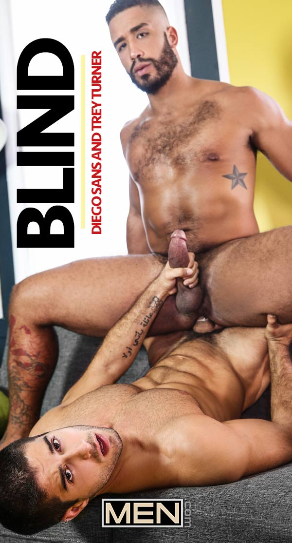 Gay Porn Blind 2 Diego Sans & Trey Turner