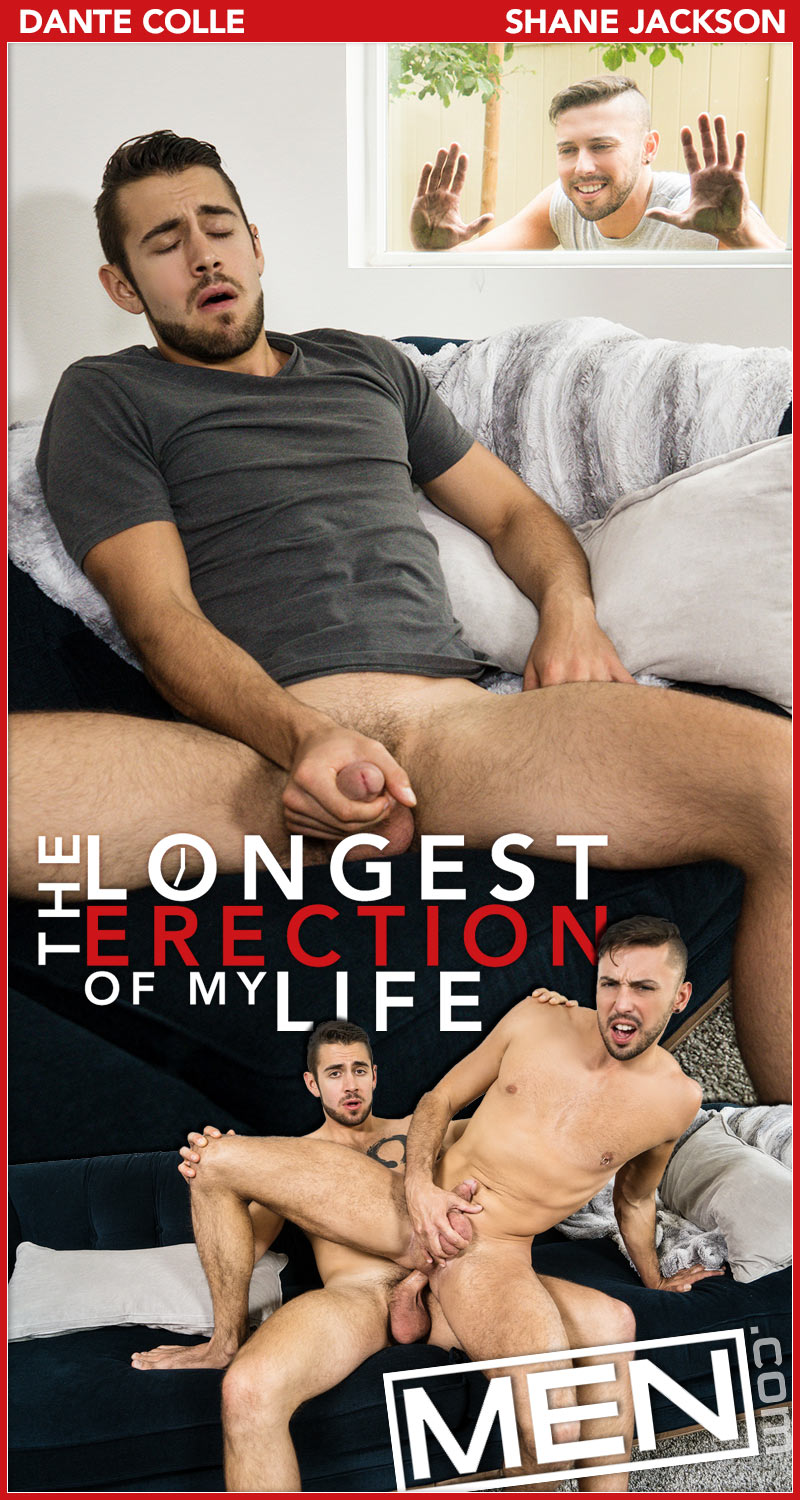 The Longest Erection of My Life, Part One (Dante Colle Fucks Shane Jackson) at Drill My Hole