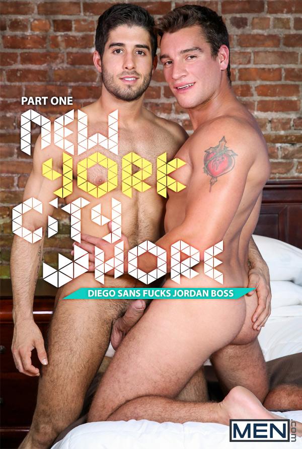 New York City Whore (Diego Sans Fucks Jordan Boss) (Part 1) at Drill My Hole