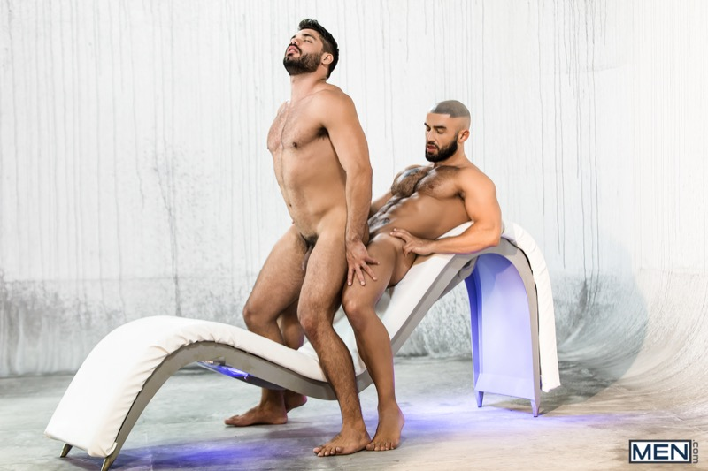 Uncut Legends (Francois Sagat Fucks Nicolas Brooks) (Part 3) at Drill My Hole