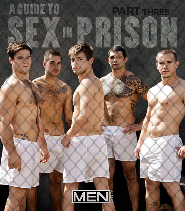 A Guide To Sex In Prison (Tony Paradise Fucks Dimitri Kane) (Part 3) at Drill My Hole