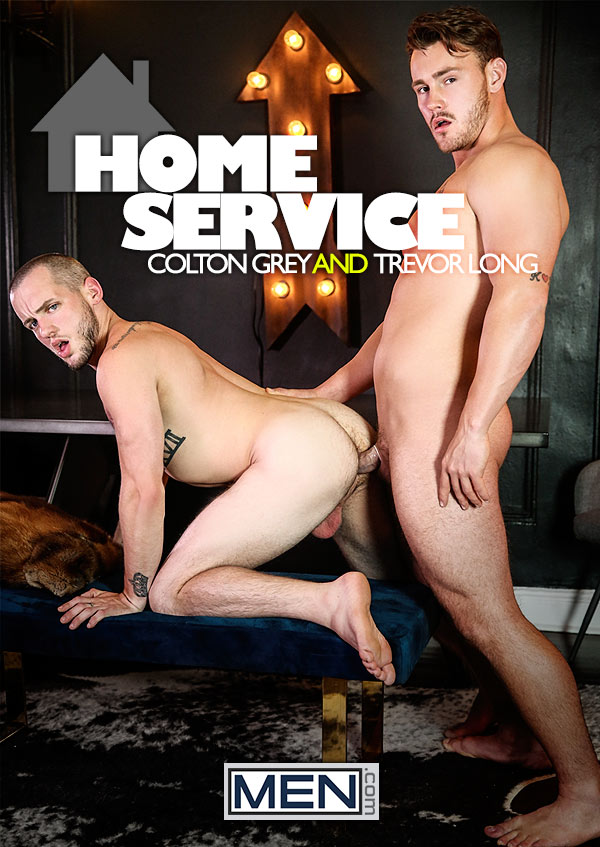 Home Service (Trevor Long Fucks Colton Grey) at Drill My Hole