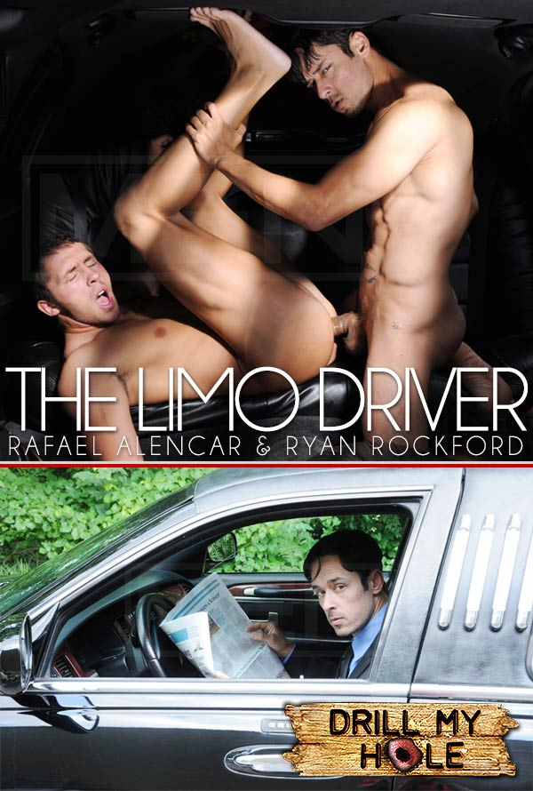The Limo Driver (Rafael Alencar & Ryan Rockford) at Drill My Hole