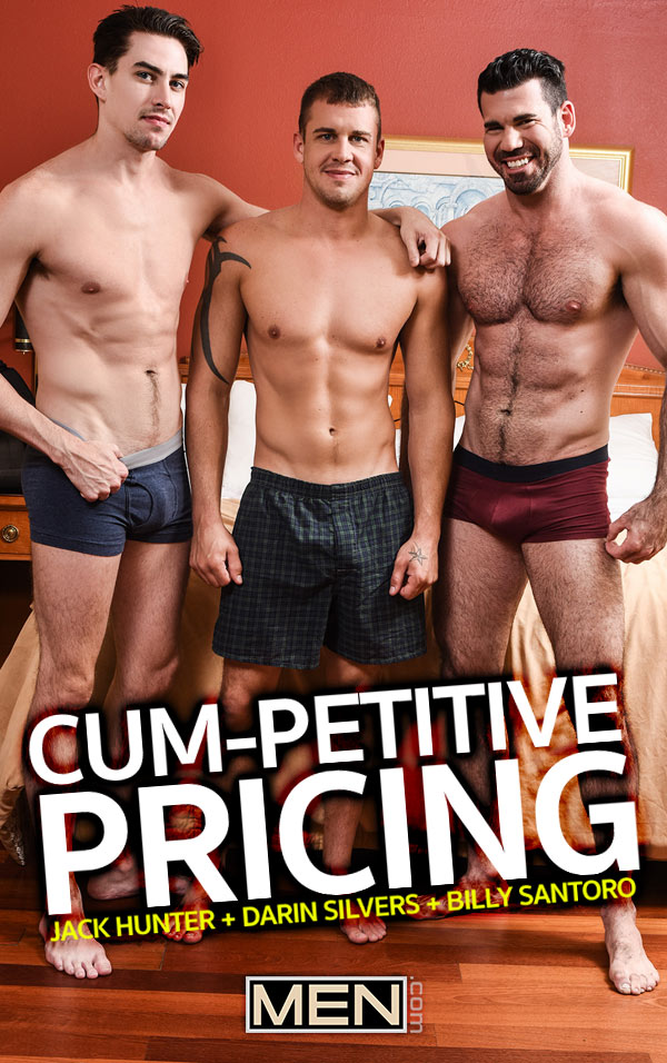 Cum-Petitive Pricing (Billy Santoro, Darin Silvers & Jack Hunter) at Drill My Hole