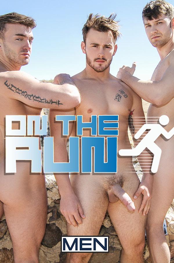 On The Run (Trevor Long, Jacob Peterson & Jake Ashton) (Part 2) at Drill My Hole