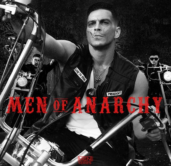 Men of Anarchy: Part 1 (Gabriel Cross & Paddy O'Brian) at Drill My Hole